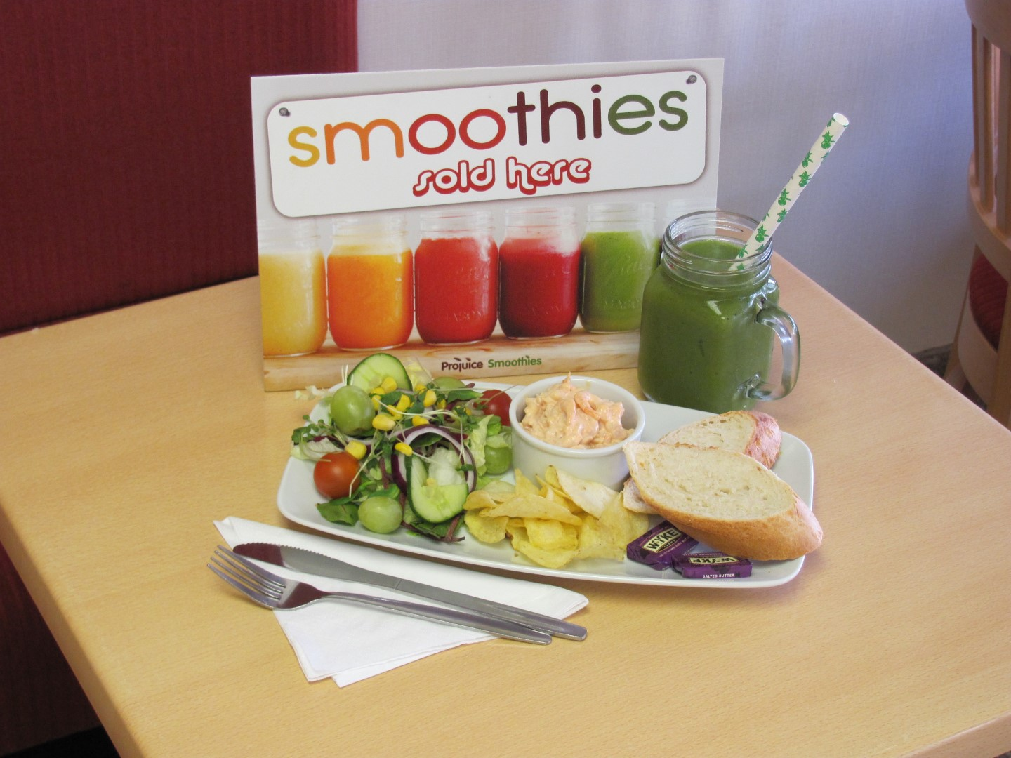Smoothies Lunch